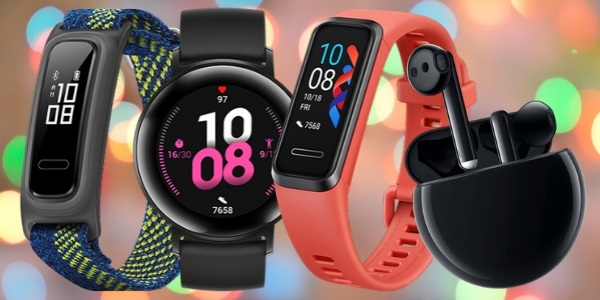 Fitness Meets Tech with These 5 Gift-Worthy Wearables to Amp Your Workouts
