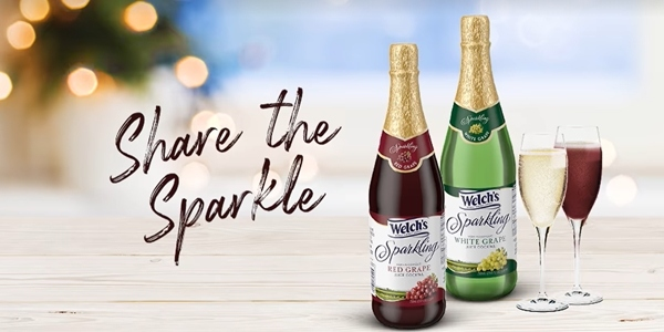 Welch's Invites Everyone to Share the Sparkle this Season of Giving
