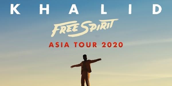 Khalid Tour 2020.Khalid Brings Free Spirit World Tour 2020 To Manila