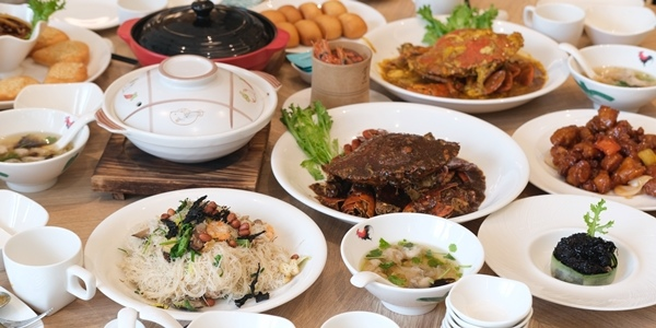 IN PHOTOS: Michelin-Starred 'Putien' Restaurant Opening at The Podium