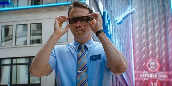 WATCH: 'Free Guy' Trailer Puts Ryan Reynolds in a GTA-Like Game