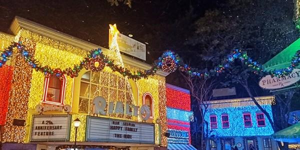 Have a Magical Christmas at Enchanted Kingdom This Year