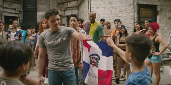 WATCH: The First Trailer to the Film Adaptation of the Musical 'In the Heights'