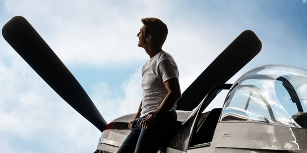 Tom Cruise Reveals New 'Top Gun: Maverick' Poster Before Trailer