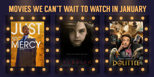 7 Films We Can't Wait to Watch This January 2020