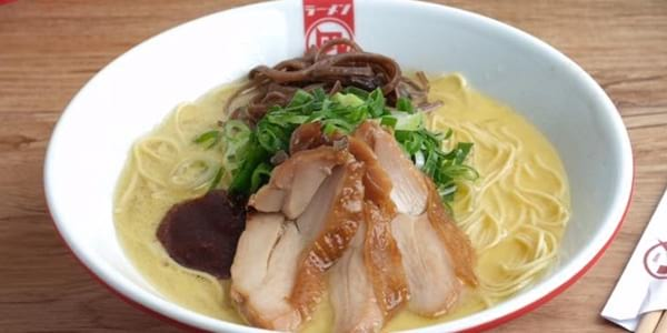 Chicken Topped Ramen? Find it again at Ramen Nagi!