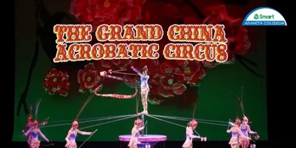 Smart Araneta Coliseum Sets Stage For The Grand China Acrobatic Circus!
