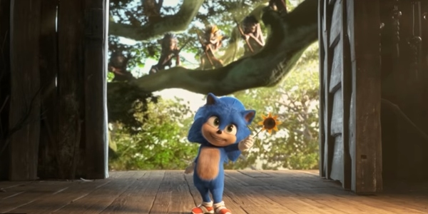 WATCH: Baby Sonic's First Appearance in Japanese 'Sonic The Hedgehog' Trailer