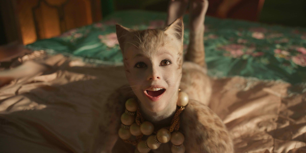 A Lead Feline of 'Cats' is a Young Ballerina in Real Life