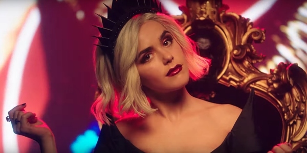 Sabrina Spellman Takes Us 'Straight To Hell' With this New Music Video!