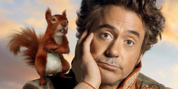 Robert Downey Jr.'s New Superpower is Zoolingualism in 'Dolittle'
