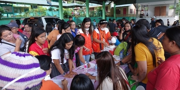 World Vision Calls for Donation in Ongoing Relief Efforts for Communities Affected by Taal Volcano Eruption