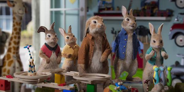 Rabbit to The Rescue: New 'Peter Rabbit 2' Trailer Released