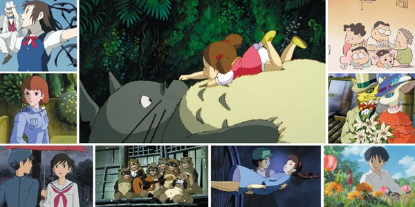Here are All the Studio Ghibli Films Coming to Netflix Starting February 1
