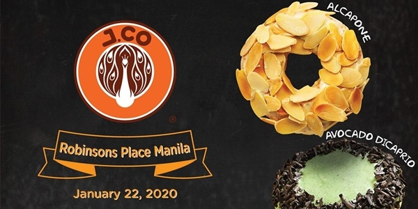 Get 3 Free J.CO Donuts in Their New Branch Opening