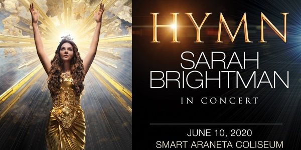 Classical-Crossover Pioneer Sarah Brightman Performing in Manila This Year