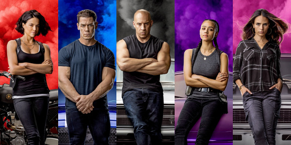 WATCH: Justice Keeps Up in First 'Fast & Furious 9' Full Trailer