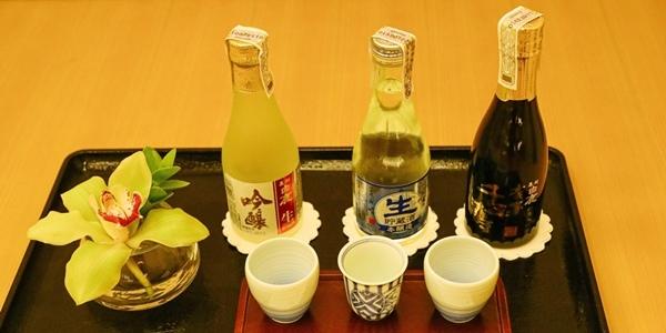 Read more about the article Hotel Okura's Yamazato Launches their Premium Japanese Sake Flight