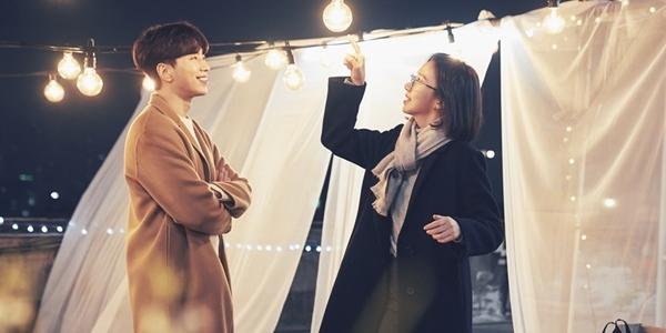 'My Holo Love' Stars Yoon Hyun Min and Ko Sung Hee on the Drama, Romance, and AI