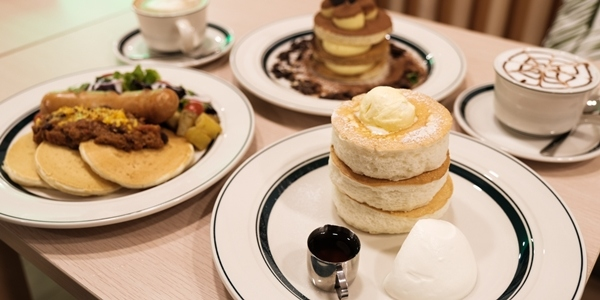 FIRST LOOK: Japan's Gram Cafe & Pancakes Opens First PH Branch in Megamall