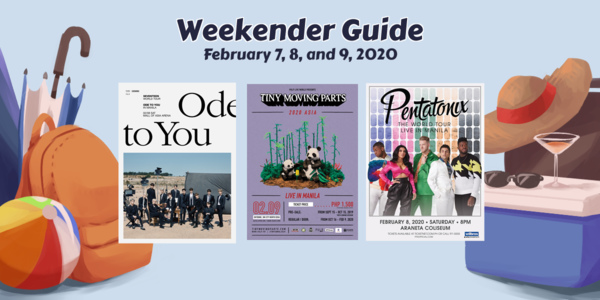 Weekender Guide: February 7, 8, and 9, 2020