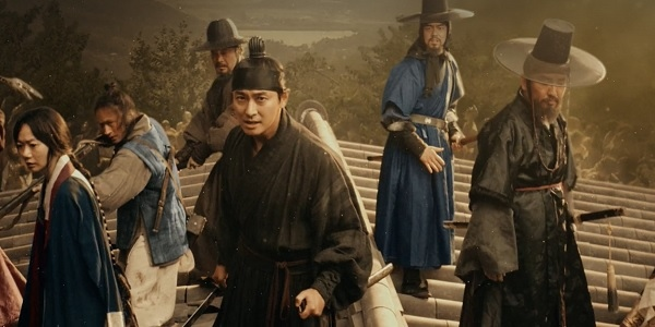 Korean Zombie Series Kingdom Season 2 Premieres March 13 On