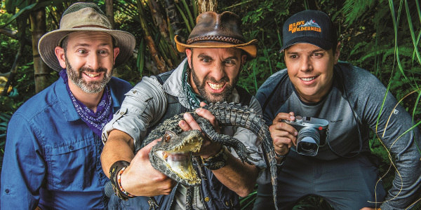 Braving the Wild with Coyote Peterson