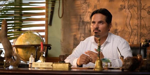 Michael Peña of 'Ant-Man' Plays Mr. Roarke in 'Fantasy Island'