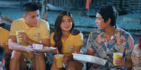 'James & Pat & Dave' Puts Ronnie, Loisa, and Donny in Love Triangle