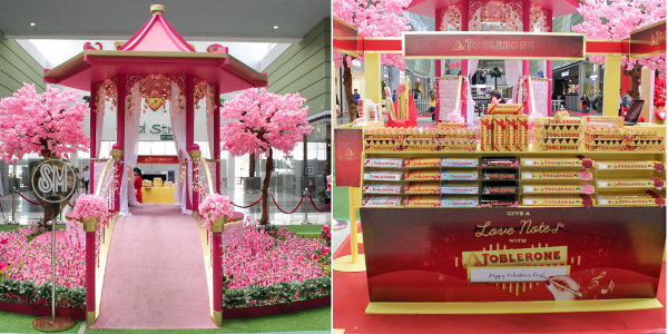 Be in the Mood for Love at SM Southmall's Valentine's Activities!
