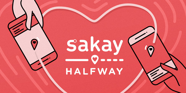Conquering Distance This Valentine's Day With The Sakay Halfway