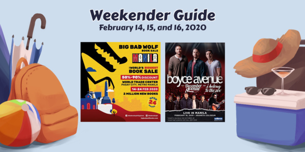 Weekender Guide: February 14, 15, and 16, 2020