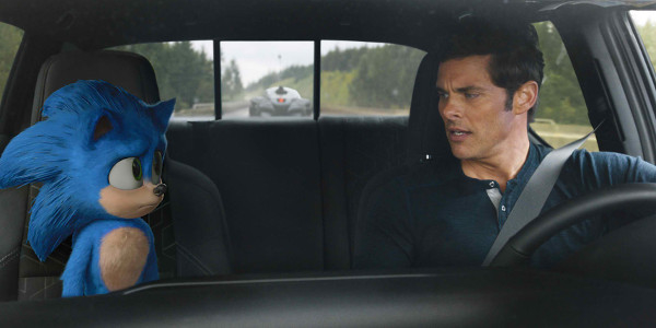 James Marsden Joins Sonic on A Mission Against World Domination