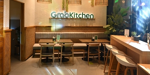 Grab Opens Its First Grab Kitchen in the Philippines!