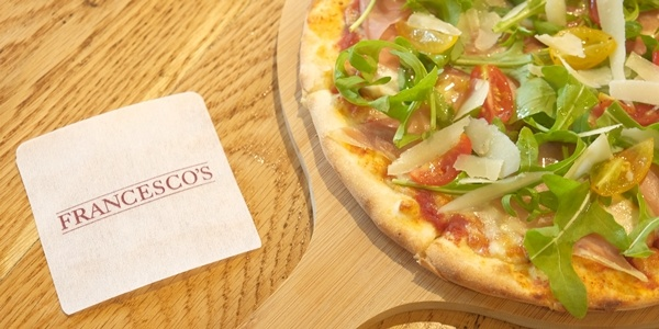 Italian Resto Francesco's Kitchen Expands with a Casual Spot in BGC!