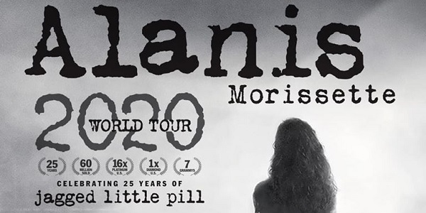 You Oughta Know: Alanis Morissette's Second Manila Show is on April 7, 2020