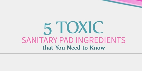 Read more about the article 5 Ingredients Every Woman Should Avoid When Buying Sanitary Pads