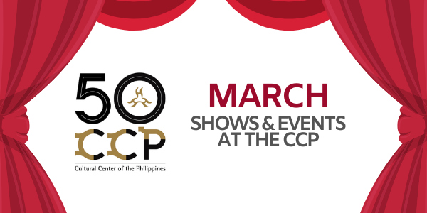 CCP Shows and Events This March: 'Festival of Plays by Women' and More!