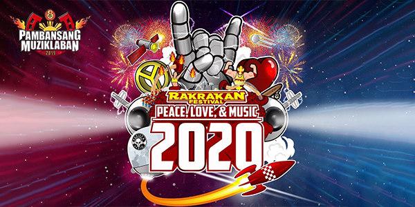 Rakrakan Festival 2020 is Rescheduled!