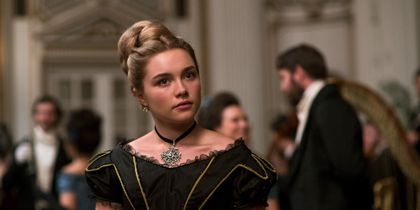 Midsommar's Florence Pugh Plays Amy March in 'Little Women'