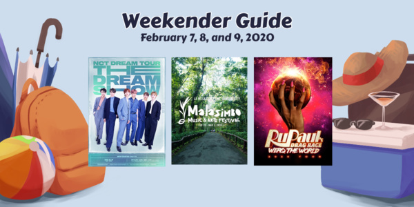 Weekender Guide: February 28, 29, and March 1, 2020