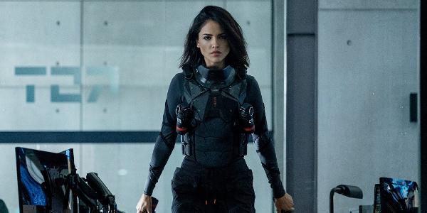 'Hobbs & Shaw' Actress Eiza Gonzalez Gets an Upgrade in 'Bloodshot'