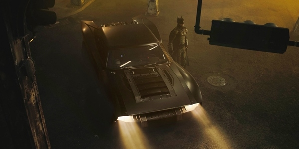 LOOK: Photos of The Batmobile For 'The Batman' Revealed