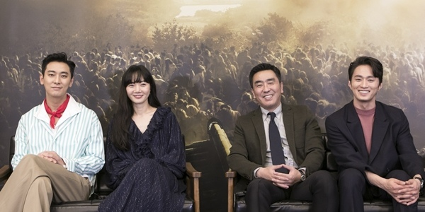 Q&A: The Cast of Kingdom S2 on Surviving a Zombie Outbreak