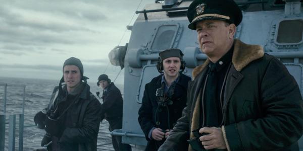 WATCH: Tom Hanks is Captain in War Epic Film 'Greyhound'