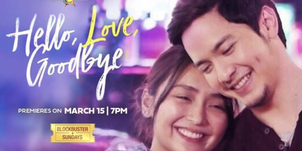 Blockbuster Hit 'Hello, Love, Goodbye' debuts on Cinema One This Sunday