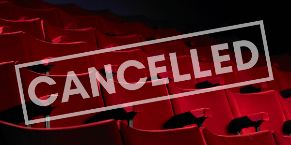 2020 Concert and Show Cancellations