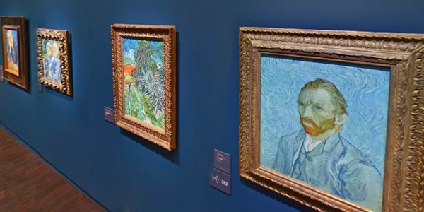 Art at Your Fingertips: 10 Museums and Exhibits You Can Virtually Tour from Home