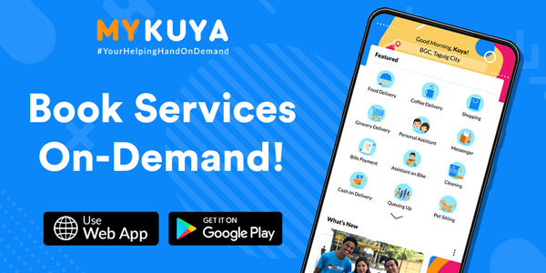 Read more about the article MyKuya App's On-Demand Service: Your Necessities are Just a Few Taps Away