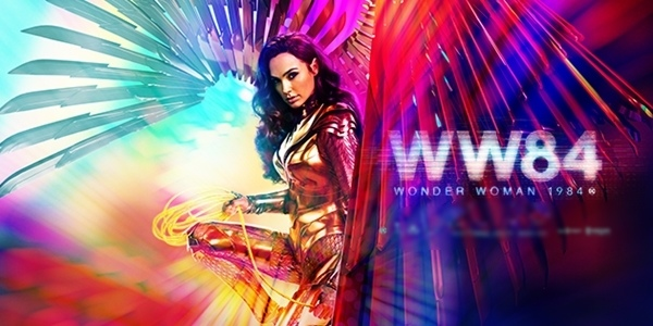'Wonder Woman 1984' Announces New Release Date with Awesome Poster